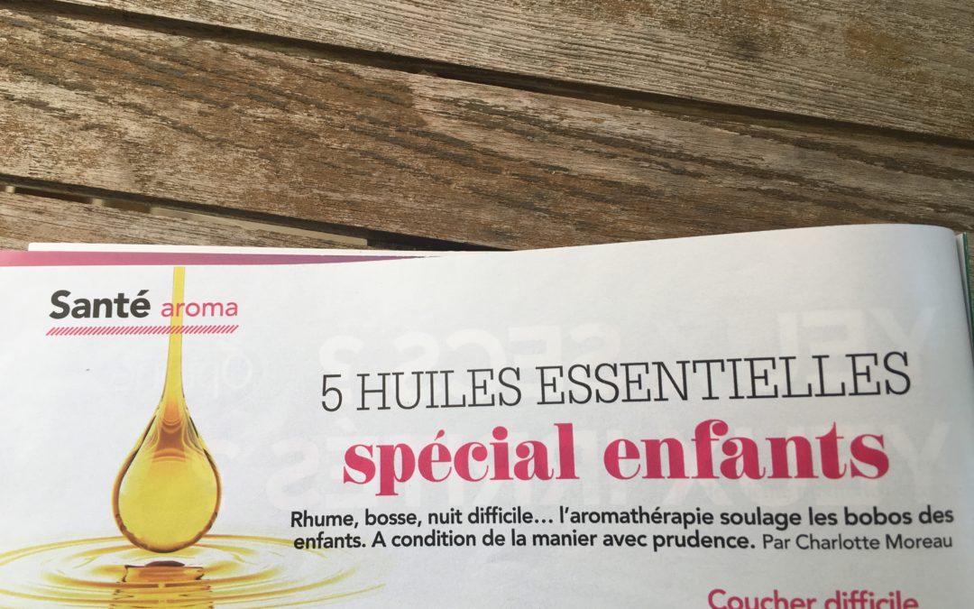 Article magazine Femme actuelle n° 1864 du 15 au 22 juin 2020